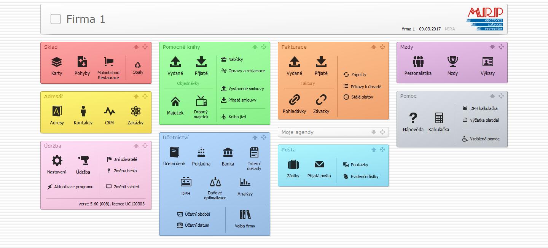 Účetní a ekonomický software